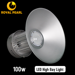 IP65 LED High bay retrofit Meanwell driver , LED high bay light 100W