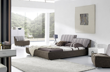 home furniture, Fabric Bed, Model B638