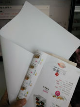 C2s matte art paper 230 gsm with good quality and competitive price