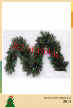 christmas decorations wire garland