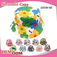 Free Pattern Children Bucket Hat Funny Child Hat