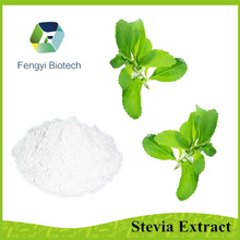 2015 hot selling stevia extract, stevia leaf extract with rebaudioside a