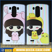 low MOQ cheap price custom printed phone case for lg stylo ls770