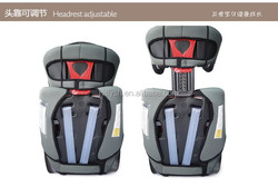 HF-Z-12L (003) Standard Group 1,2,3 Safety Baby Car Chair ECE r44 04 baby car seat