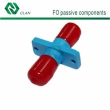 Fiber Optic ST Simplex Single Mode Adaptor/Blue Plastic ST Adapter