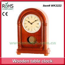 Woodpecker pendulum clock wooden cuckoo clock modern clock