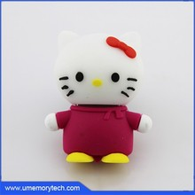 Many color usb memory stick 8gb hello-kitty cheap products usb flash drive to sell