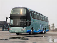 60 Seater Coach With Toilet/ New Model Bus/Luxury Passenger Bus For Sale