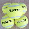 cheap price custom logo printing tennis balls for promotional