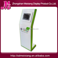 MX-WCA009 Wooden floor display stand,floor standing display units for car gps and car accessories,sale promotion