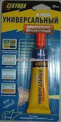 CEKUNDA brand 30ml contact adhesive/PU glue in tube packing