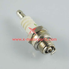 M6 spark plug fit the 2 stroke 47cc to 49cc pocket bike and dirt bike