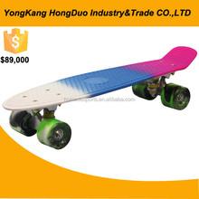 2015 New design penny skate board skateboard