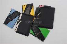 2015 new designTriple-folding Foldable Portable Wholesale Credit Card Knife