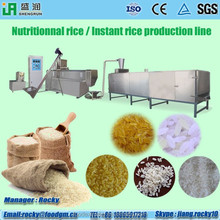 multi Nutrition mixed Artificial rice processing line
