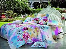 Home Feeling Tencel bedding series / 40S peach Quilt cover & Flat sheet & Pillowcase & Down
