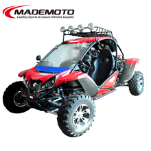 The first in the world Gas Off Road Go Kart