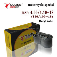 motorcycle butyl inner tube 400/410-18