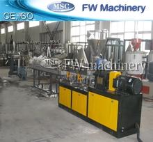 plastic grinding granulator machine/pvc compounding granulator/granulation machine