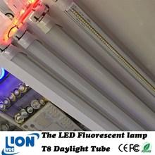 led fluorescent lamp 120cm T8 led tube daylight 6500K 16W -20W CE ROHS led tubes