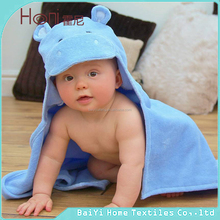 Baby Girl Hooded Bath Towel Bunny baby towel | Bathing Bunnies