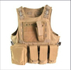 Tactical Paintball Combat Soft Gear Molle Airsoft Military Vest(SYSG-223)