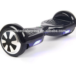 Smart 6.5 inch two wheel smart balance electric scooter of Shenzhen factory price