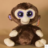 plush toy monkey , monkey plush toy , monkey big eyes