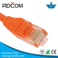 lan cat5e utp connection,ethernet cat5e rj5 patch cord cable