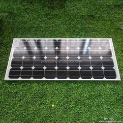 Solar Panel 130W Solar Panel For Home Use With CE/IEC/TUV/ISO Approval Standard
