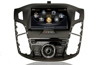 1080P car radio for 2012 ford focus gps navigation wif 3G GPS Bluetooth
