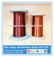Factory Price Dual Coating Enamel 22 SWG Enamelled Copper Round Wire Distributor