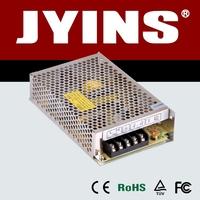 75W switching power supply 5v 12v 15v 24v(S-75)