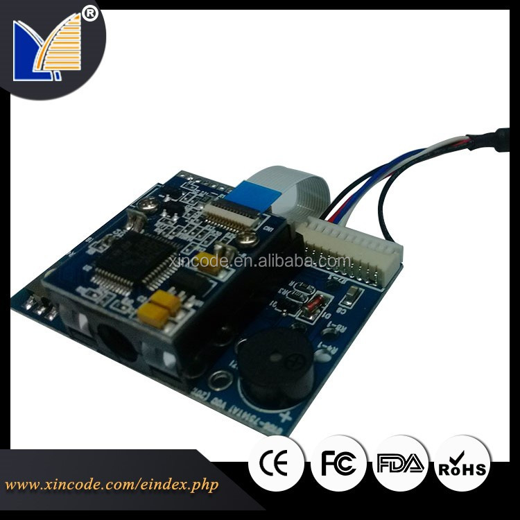 High Speed CCD Image Sensor Scanner Module for Barcodes X-7100 ...