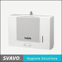 VX786 bathroom accessories ABS plastic paper towel holder paper towel dispenser tissue dispenser
