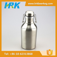 Micro brewery crafty customized aluminum beer bottle