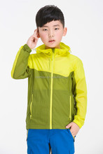 boys UV protected clothing , children eco-friendly t-shirts, anti-UV coats for boys 1535-M