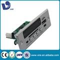usb sd tablero de circuito para lector de tarjetas reproductor mp3 pcba