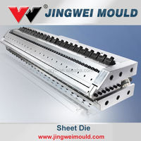 plastic cable cover extrusion mould extrusion mould die head