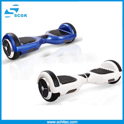 2015 New design top quality 2 wheel self balance scooter best performance battery