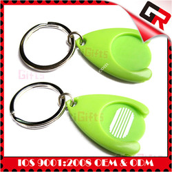 Logo Customized motorcycle sports keychain metal with leather