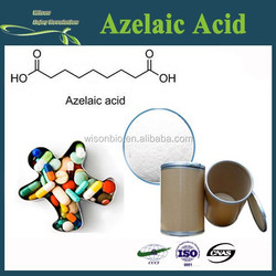 Manufacturer Hot Sell 99% Azelaic acid , Azelaic acid for cosmetic, Azelaic acid Powder