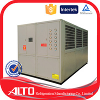 Alto AL-430 quality certified new and used industrial chiller lab chiller from best water chiller plant cooling capacity 435kw/h