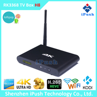 China top best selling android tv box H8 free full hd 1080p porn video android tv box