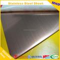 1mm Grosor láminas de acero inoxidable precios