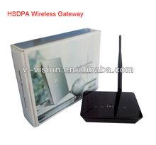 Unlocked HUAWEI B970 B970b 3G WIFI Router With Sim Card Slot