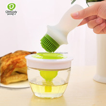 LFGB food grade silicone oil brush for cooking