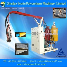 Air blowing type machine cleaning, low pressure pu foam machine, lower cost