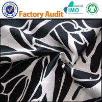 100% cotton poplin reactive printing wholesale