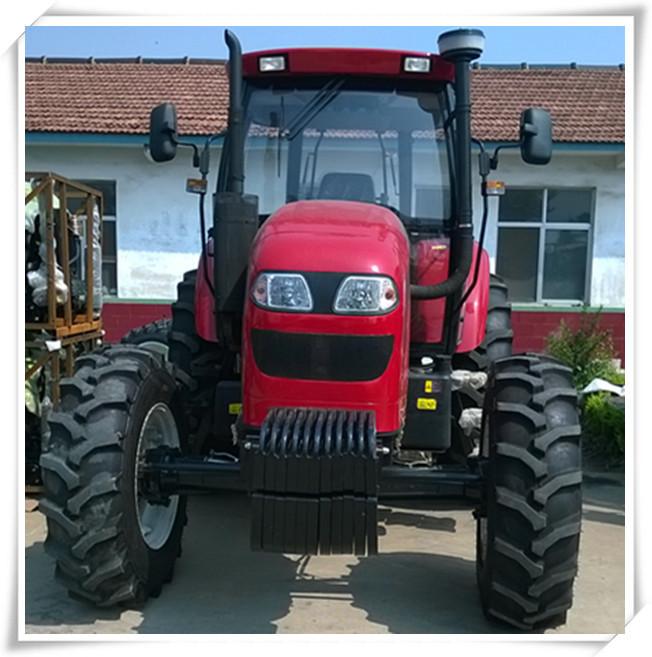 4 Wheel Drive Farm Tractors : Hp wd farm tractor four wheel drive agricultural